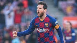"""Messi fa 643 come Pelè, O'Rey: """"Le nostre storie sempre più rare"""""""
