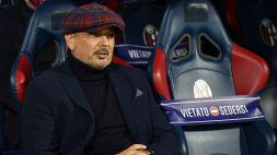 """Mihajlovic: """"Nessun problema a Bologna"""""""