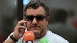 """Raiola: """"Finita tra Pogba e United; Juve dovevi prendere Ibra"""""""