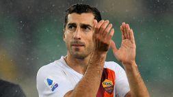 Mkhitaryan-Roma, c'è l'accordo fino al 2022