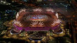 Mondiali 2020: le foto dell'Ahmad Bin Ali Stadium