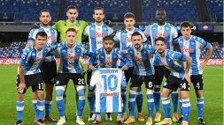 Serie A, Napoli - Sampdoria, probabili formazioni