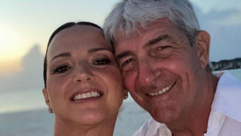 Paolo Rossi, il toccante addio della moglie Federica
