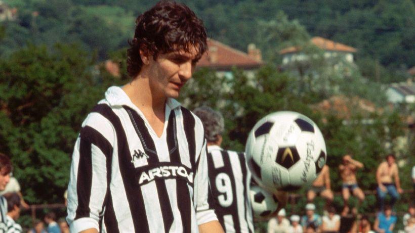 Paolo Rossi, le lacrime di Zbigniew Boniek e della Juventus
