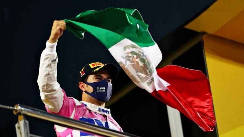 GP di Sakhir, Perez 50 anni dopo Pedro Rodriguez