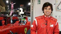 F1: Perez, la rivincita su Ferrari e quel no di Montezemolo