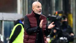 """Pioli vola basso: """"Inter, Juventus e Napoli restano più forti"""""""