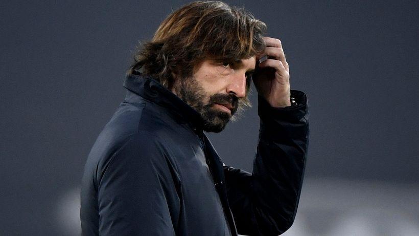 Juve: Pirlo rischia, confronto impietoso con Sarri. Bonucci si scusa