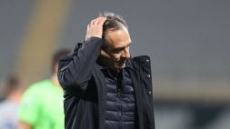 Fiorentina, Cesare Prandelli non teme l'esonero