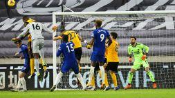 I risultati in Premier League - Chelsea beffato allo scadere, Manchester City fermato