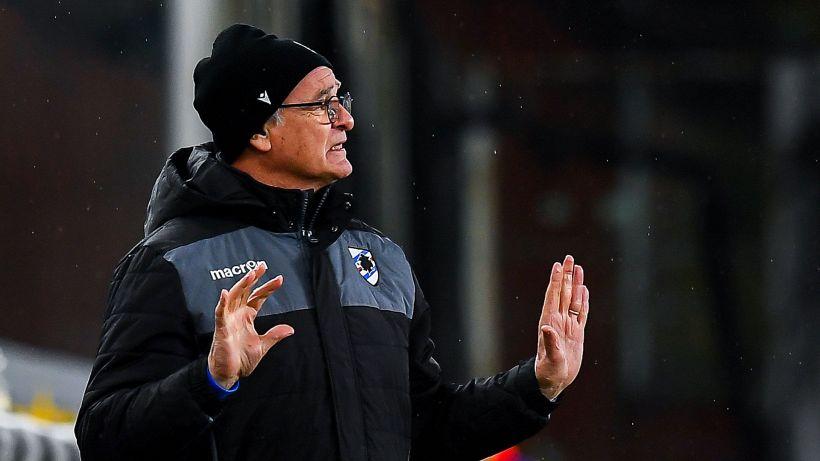 Benevento-Sampdoria, la conferenza stampa di Claudio Ranieri