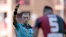 Serie B: le decisioni del Giudice Sportivo