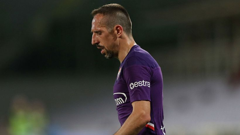 Fiorentina: Ribery non esclude una mossa a sorpresa