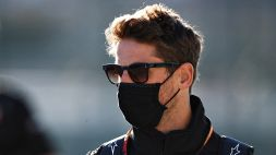 Romain Grosjean dimesso dall'ospedale