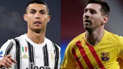 Champions, Cristiano Ronaldo contro Messi: CR7 deve sfatare un tabù