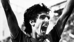 Paolo Rossi, il Pablito del Mondiale 82. Immagini indimenticabili