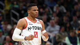 NBA: clamorosa scelta di Westbrook