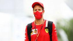 """F1, Vettel: """"Arrivare davanti alla Ferrari? Nessuna vendetta"""""""
