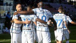 Serie A: Cagliari-Inter 1-3, le foto