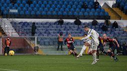 Serie A: Genoa-Juventus 1-3, le foto