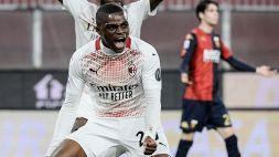 Serie A: Genoa-Milan 2-2, le foto