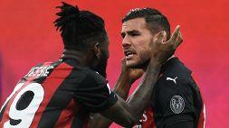 Serie A: Milan-Parma 2-2, le foto