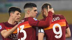 Serie A: Roma-Cagliari 3-2, le foto