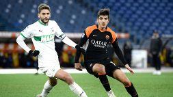 Serie A: Roma-Sassuolo 0-0, le foto