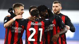 Serie A: Sampdoria-Milan 1-2, le foto