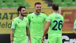 Serie A: Spezia-Lazio 1-2, le foto