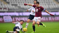 Serie A: Torino-Bologna 1-1, le foto