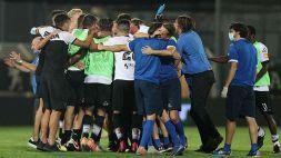 Spezia, Gyasi: il mio primo gol in A, CR7 e la salvezza