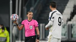 """Rosetti: Donne arbitro non sono più una sorpresa. Sono lì per merito"""""""