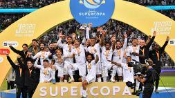 Spagna: ufficializzato il calendario della Supercoppa spagnola