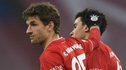 Bundesliga, pareggiano Bayern e Dortmund