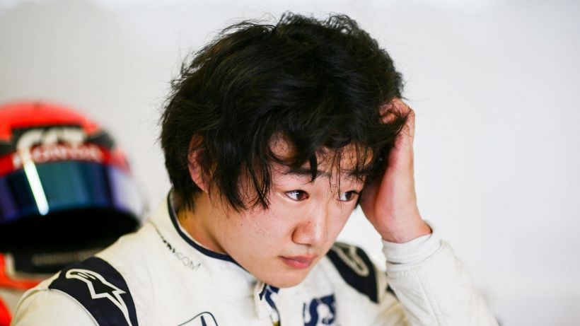 Formula 1: Tsunoda ufficiale all'Alpha Tauri