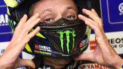 Valentino Rossi si sfoga: duro attacco alla Yamaha