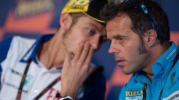Loris Capirossi, parole chiare sul futuro di Valentino Rossi