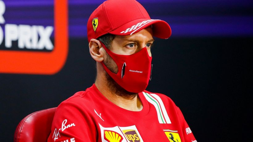 """F1, Vettel sorpreso dall'eliminazione: """"Non me l'aspettavo"""""""