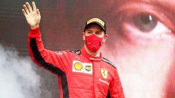 F1, Ferrari: il bel gesto di Sebastian Vettel per Romain Grosjean