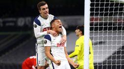 Europa League, Tottenham e Leicester avanti come prime