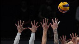 Volley, le gare della terza giornata di ritorno di Superlega