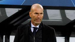 """Real Madrid, Zidane: """"Non ho paura dell'esonero"""""""