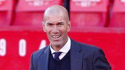 """Zidane: """"Non sarò mai il Ferguson del Real"""""""