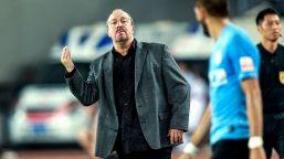 """Benitez lascia il Dalian, è ufficiale: """"Il Covid ha cambiato le nostre vite"""""""