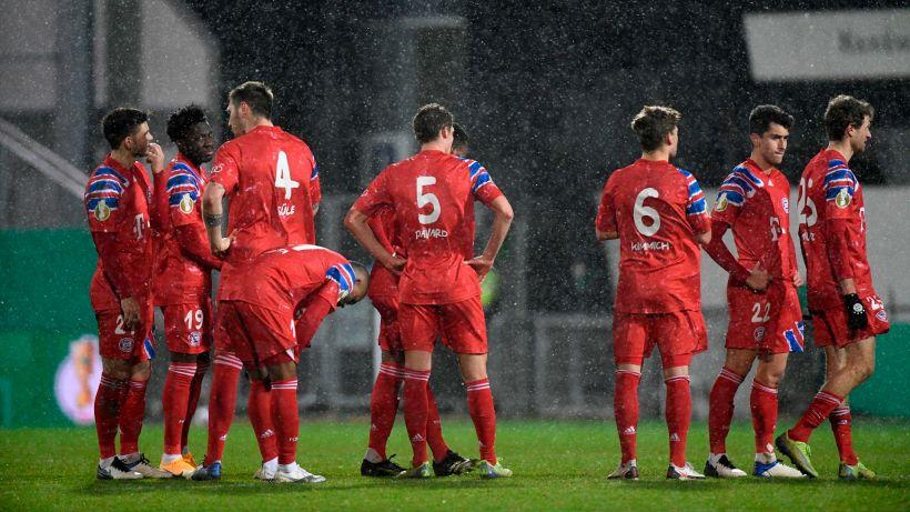 Bayern: eliminato da una squadra di seconda serie