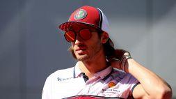 "F1, Giovinazzi: ""Mi sento pronto per Sakhir"""