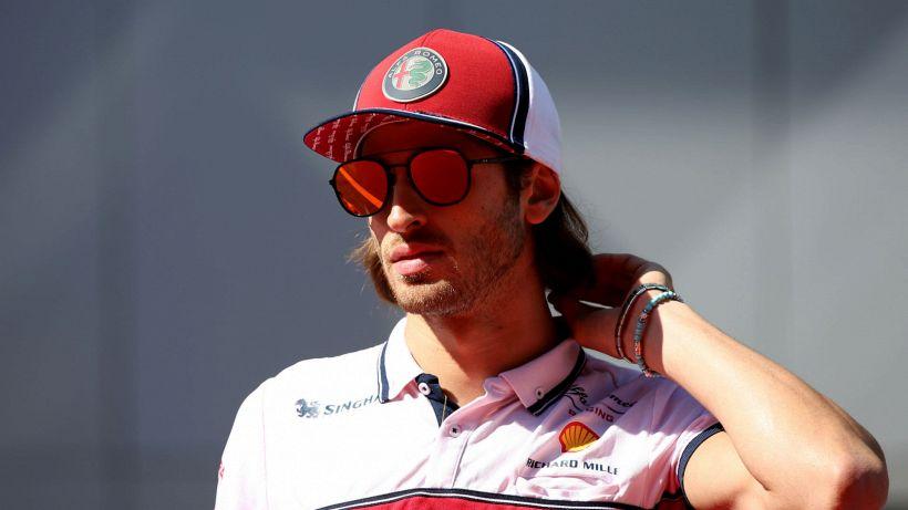"""F1, Vasseur: """"Giovinazzi è migliorato sotto ogni aspetto"""""""