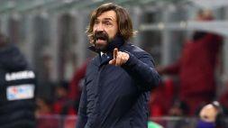 """Pirlo e la Coppa Italia: """"All'inizio sembra non interessi, poi piace"""""""