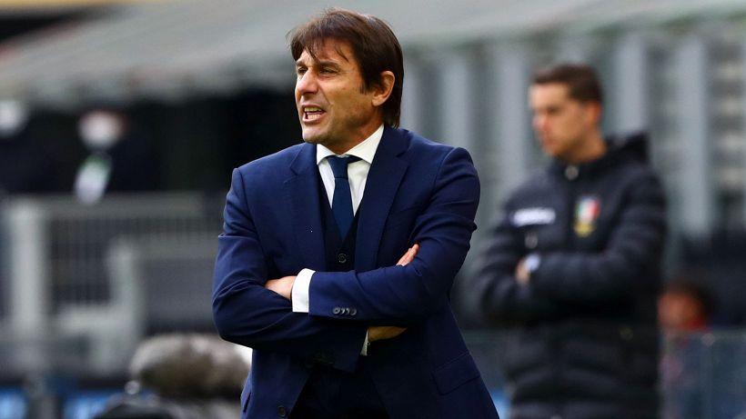 """Inter, Conte e l'espulsione: """"Il recupero era poco"""""""